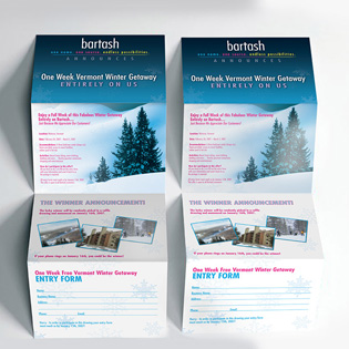 Direct Mail, Design for Print