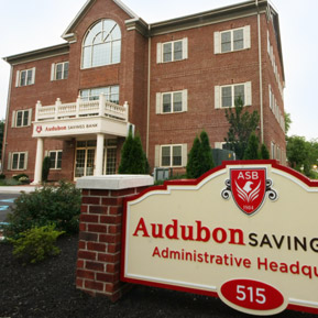 Audubon Savings Bank Headquarters