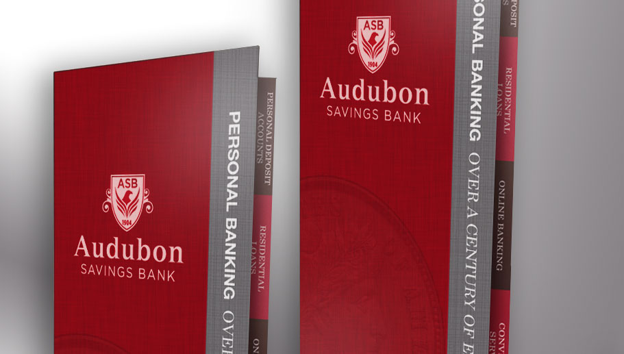 Audubon Savings Bank Personal Banking Brochure