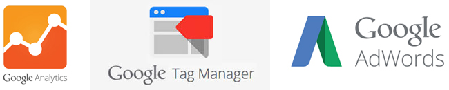 Certified in Google Tag Manager, Ad Words and Google Analytics