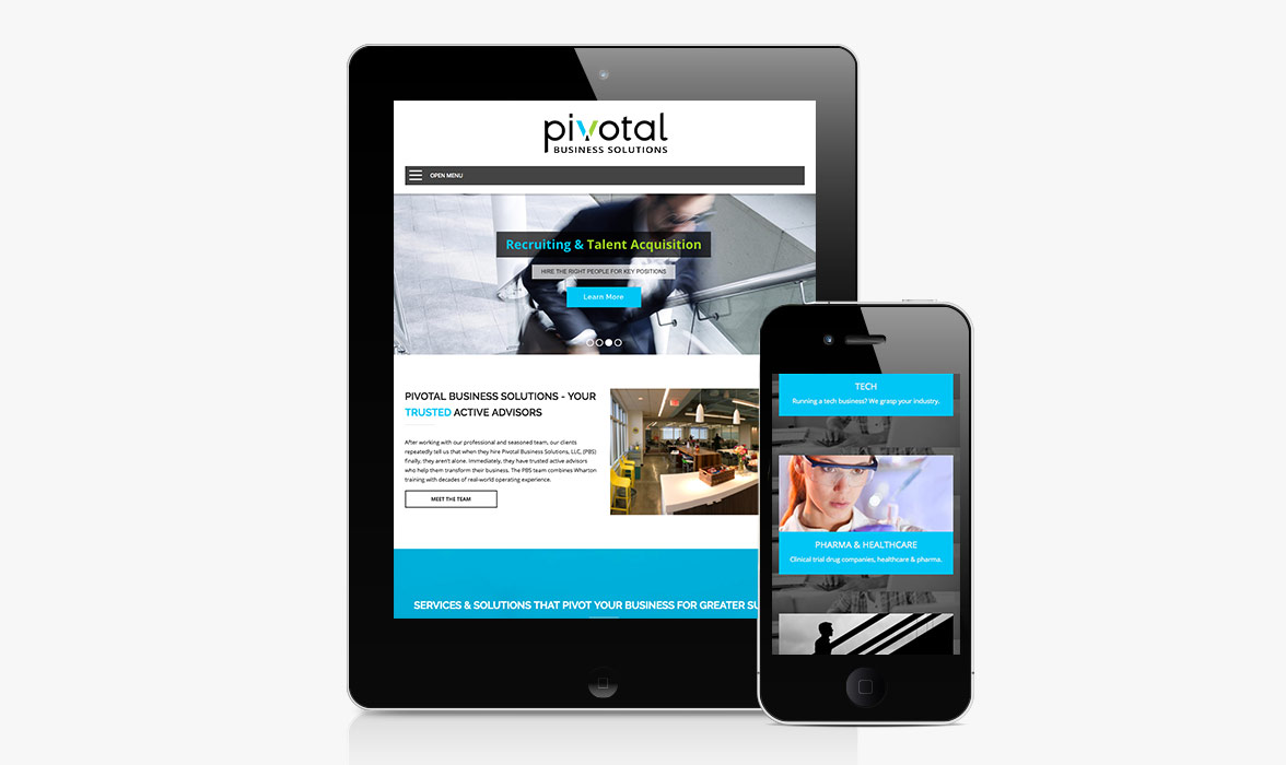 Pivotal Business Solutions Images